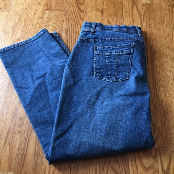 shoes for cheap great deals closer at Lee comfort waist jeans size 16w petite